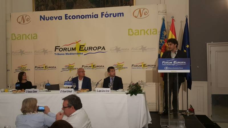 Colomer, Forum Europa