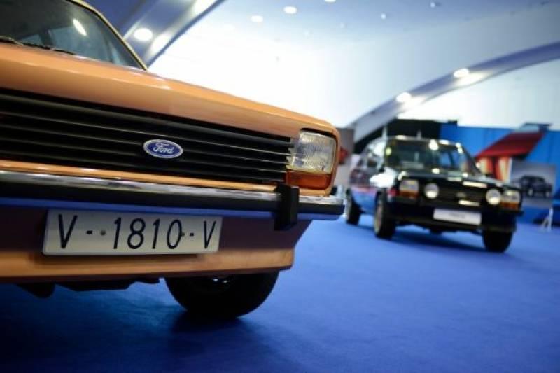 Exposición sobre Ford