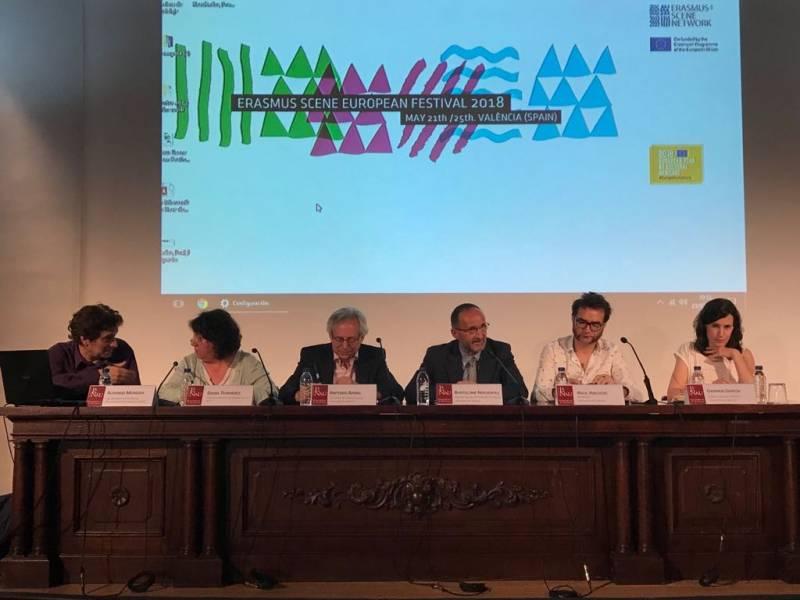 Diputación Valencia, Erasmus Scene European Festival