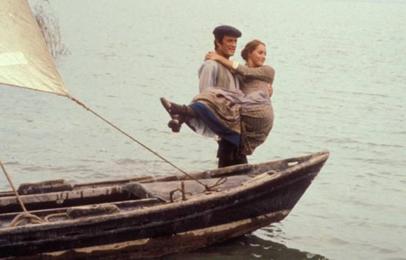 Fotograma de la serie de TV