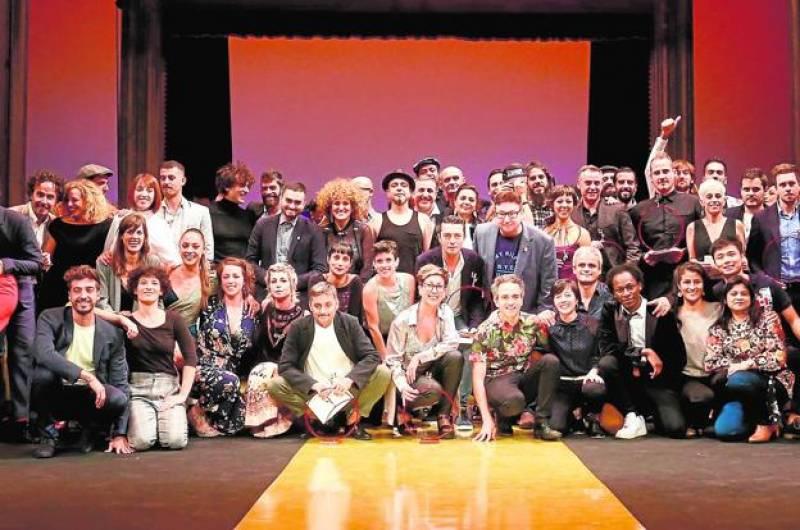 Imagen de archivo Premios de las Artes Escénicas./ EPDA