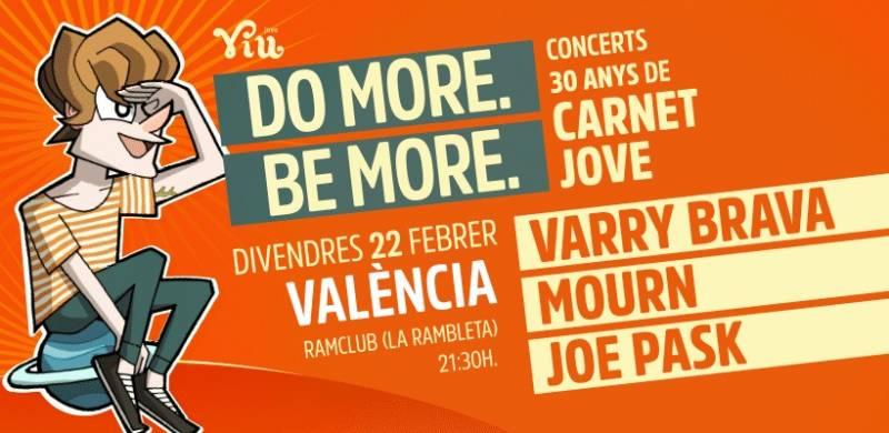 Carnet Jove València