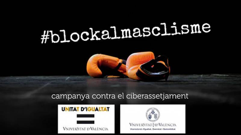 Campaña contra el acaso a las mujeres en redes sociales./ EPDA