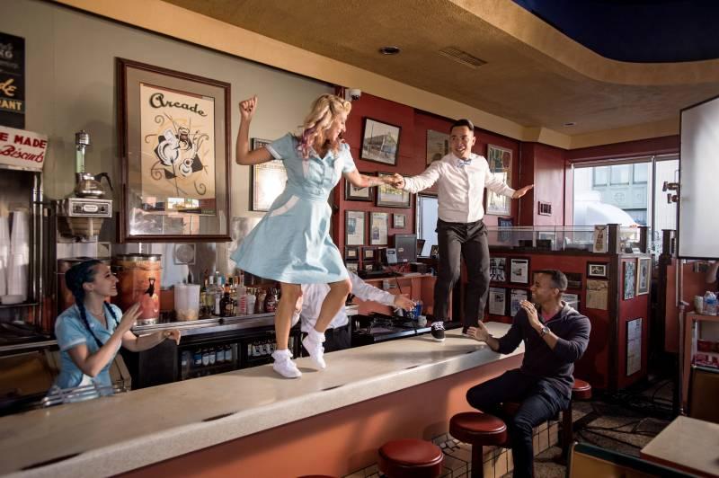 Memphis Swing Dancers-Ritmos America, Hemisferic