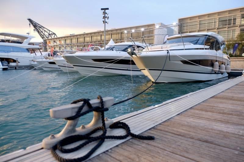 Valencia Boat Show // Fotógrafo: Vicent Bosch