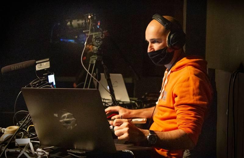 Samuel Sebastian, director del festival. EPDA.