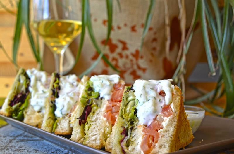 Sandwich La Jefa BIOPARC Cafe