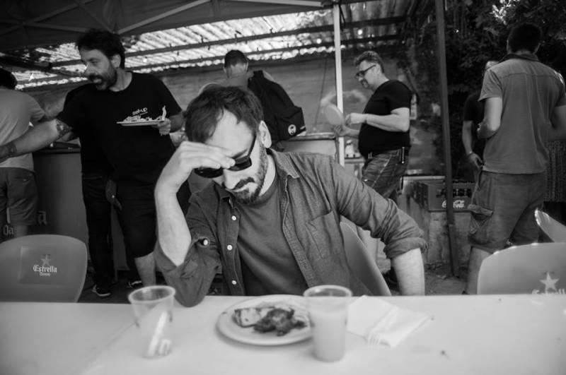 Ramón Rodríguez, líder de The New Raemon : : Sala Wah Wah