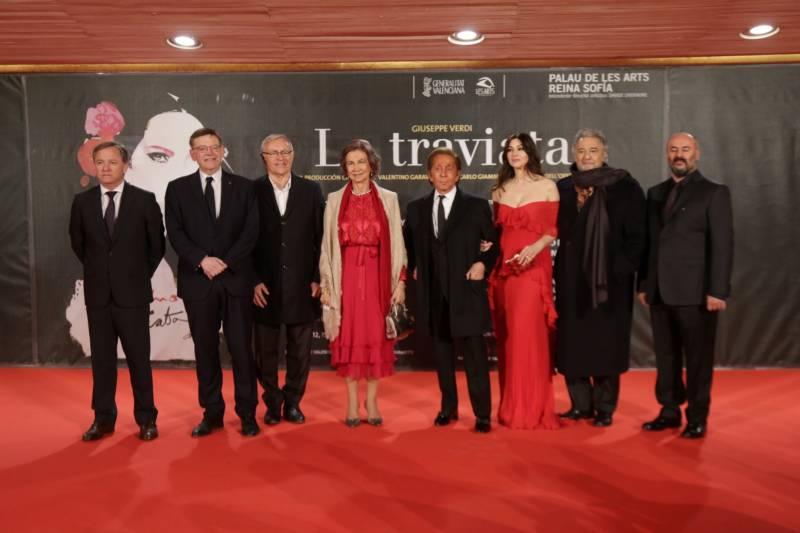Estreno de La Traviata