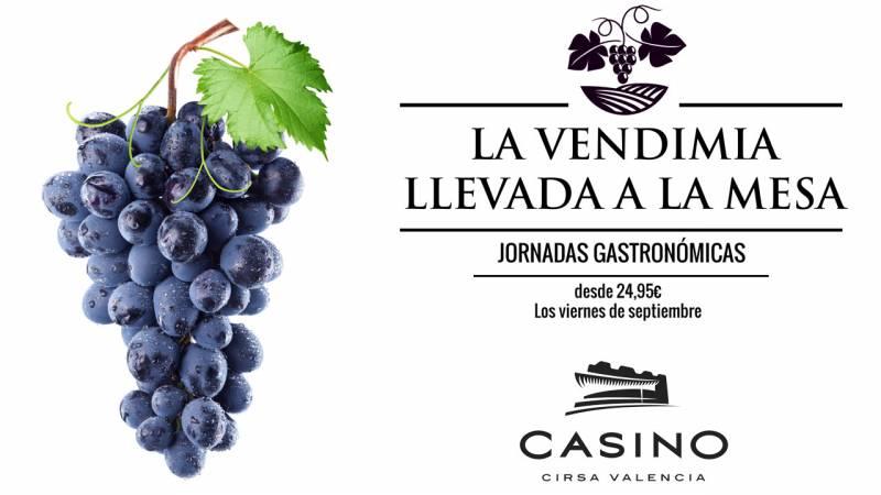 Casino Cirsa Valencia, Jornadas Gastronómicas