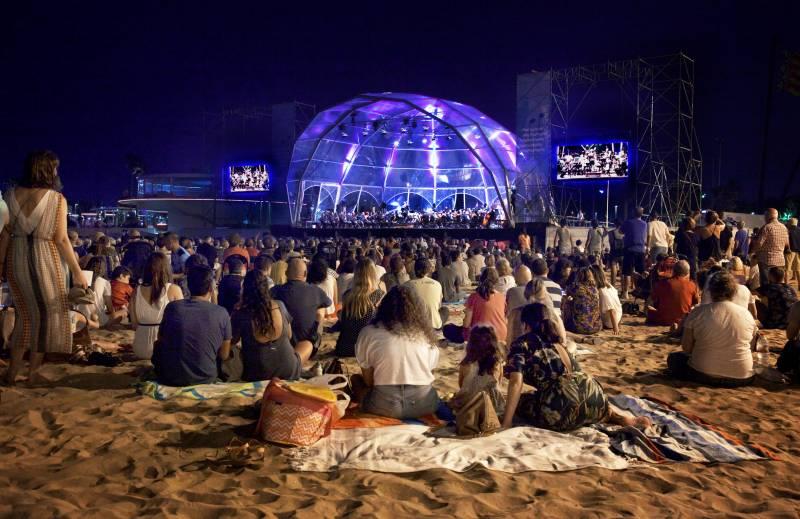 Concert OV Platja Arenes