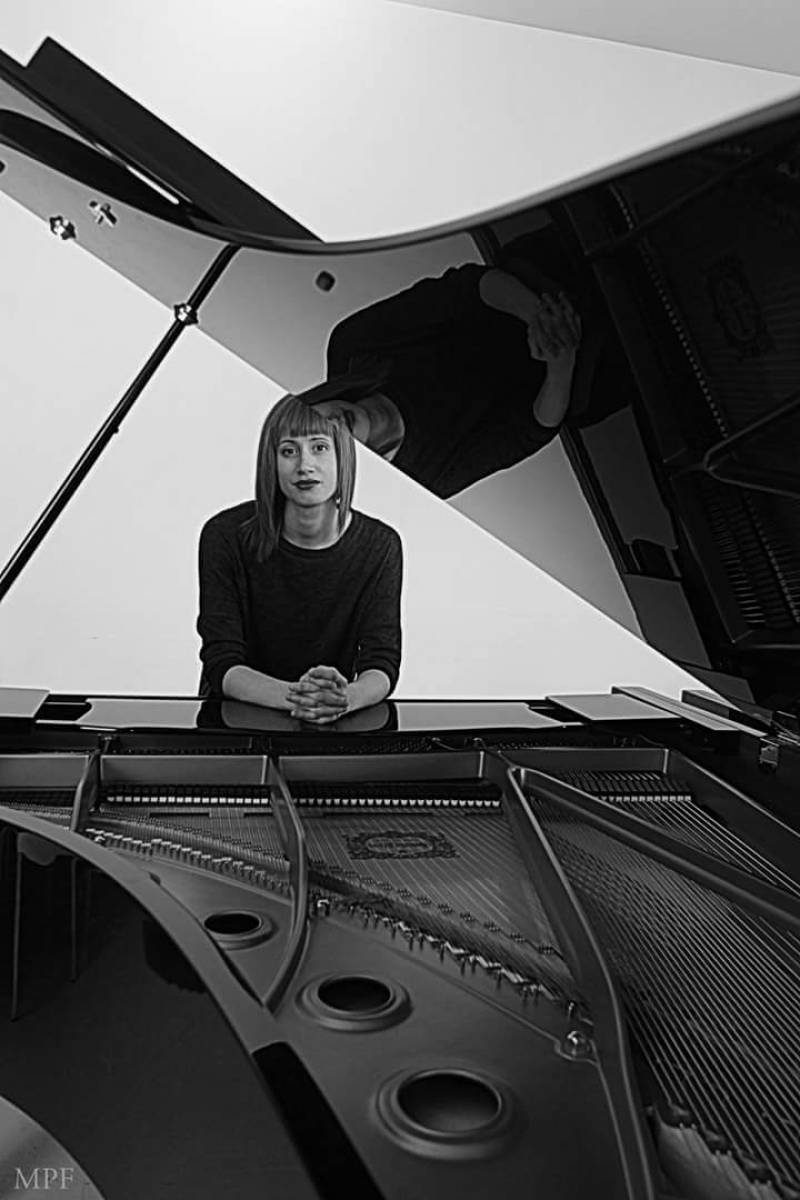 El Ciclo de Jóvenes Intérpretes del Institut Valencià de Cultura concluye el trimestre con un concierto de piano