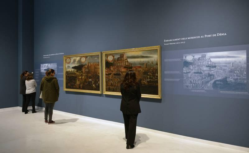 Exposición La expulsión de los moriscos