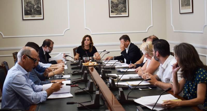 Comisión Palacio Congresos