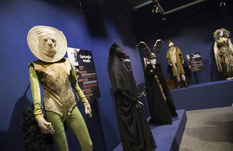 Los monstruos valencianos vuelven al Museo de Etnología de la Diputació en vísperas de Todos los Santos