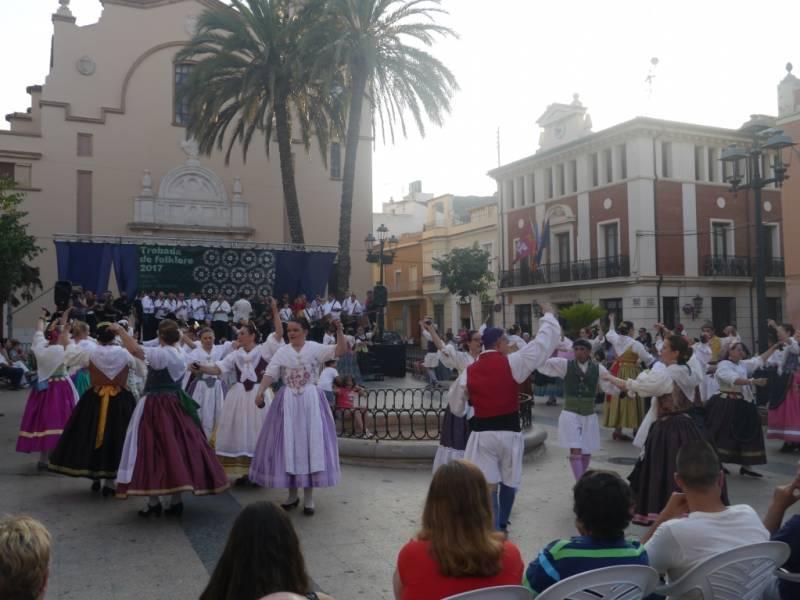 Trobada Folklore Corbera