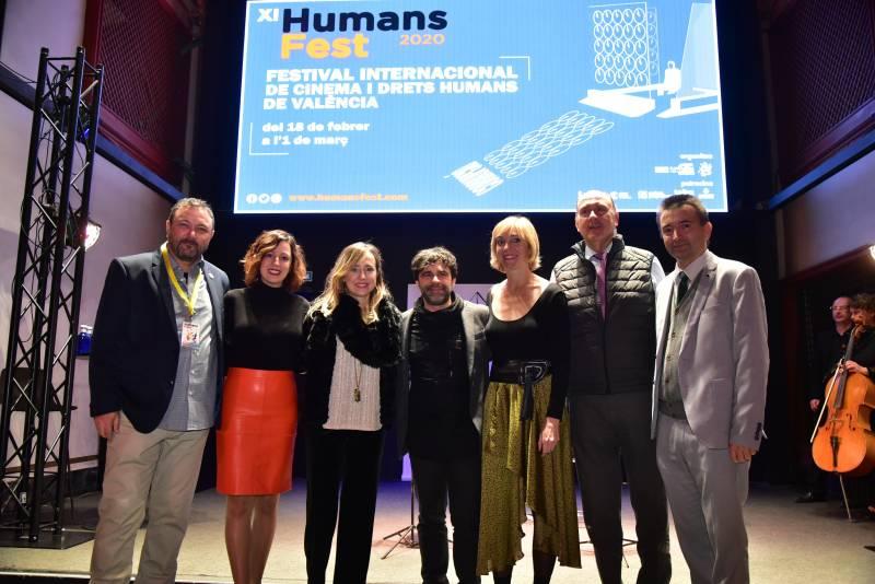 Inauguración Human Fest