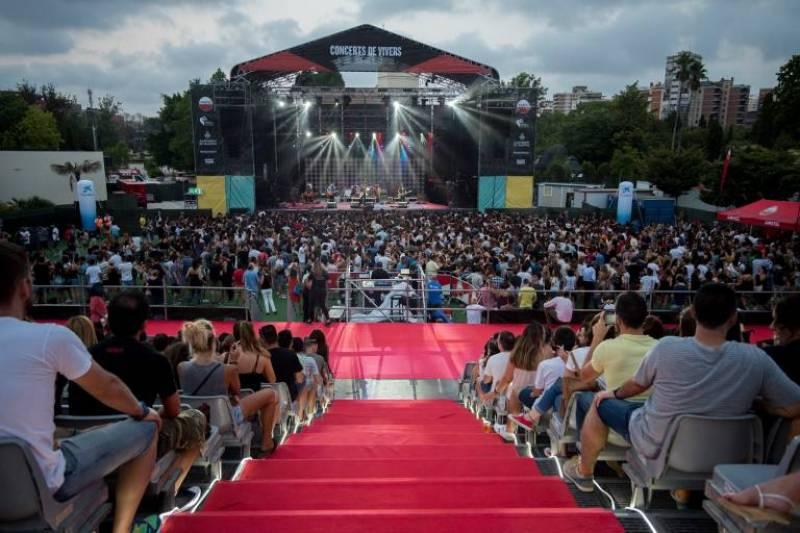 Concerts de Vivers. EPDA