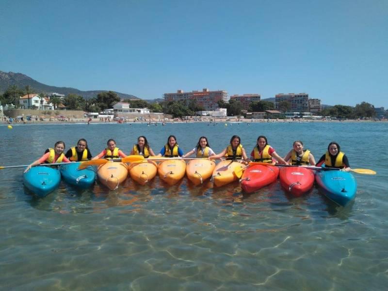 Cerca de 400 jóvenes han participado en los campamentos de verano del IVAJ de Viu l'Estiu