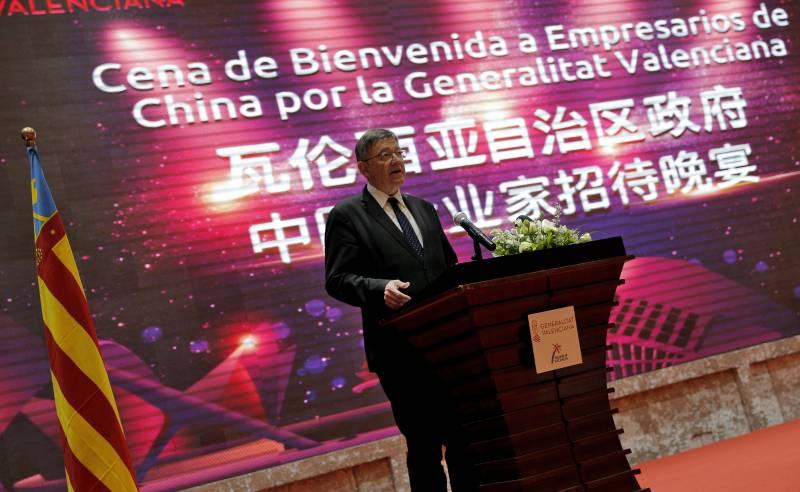 Reunión operadores turísticos Pekín
