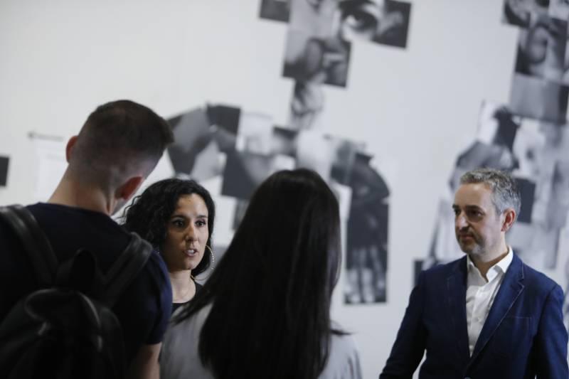 Presentación expo Andrea Corrales