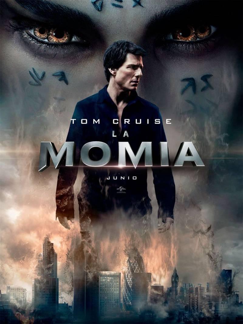 Cartel de La Momia