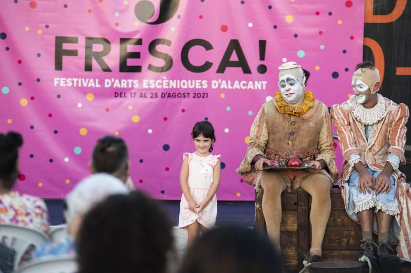 El festival FRESCA! tanca la primera edició penjant el cartell de