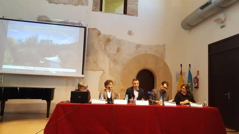 Presentación del Plan Director Territorial Turístico Parque Natural del Túria