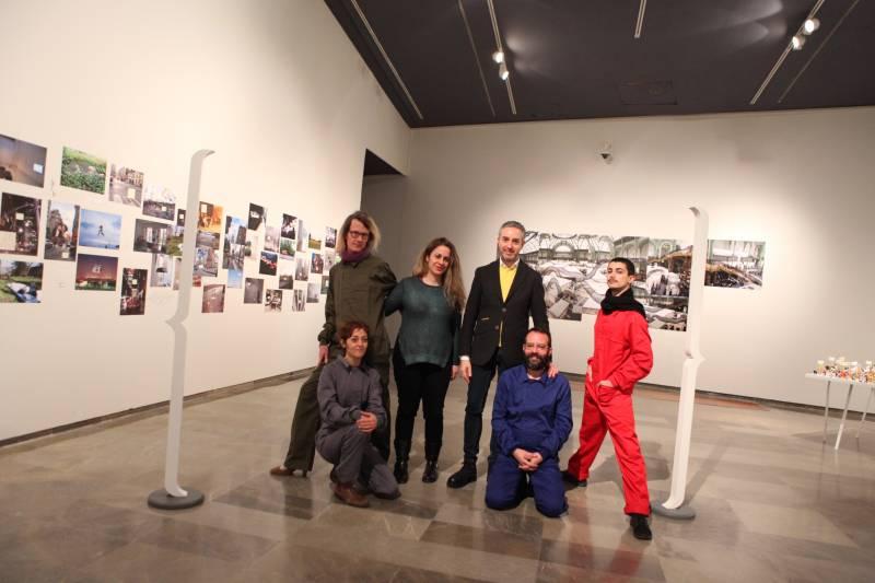 Presentación exposición Paula Valero