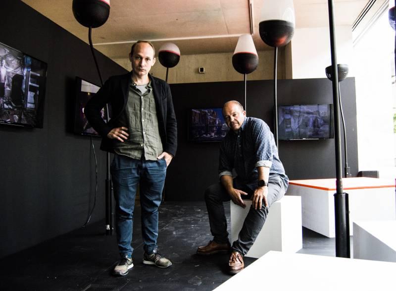 Dimitri de Perrot y Jean Revillard