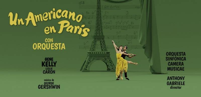 El cine musical protagonista en el Palau de Les Arts de València