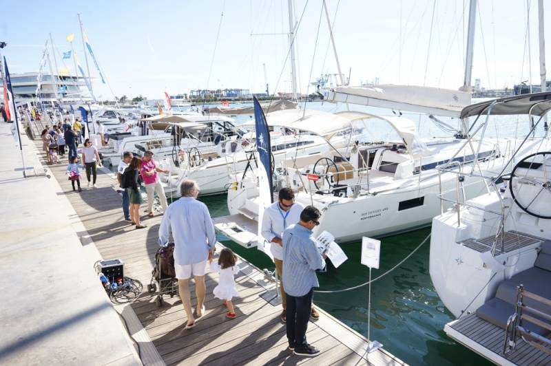 Balance Valencia Boat Show // Fotografías: Vicent Bosch