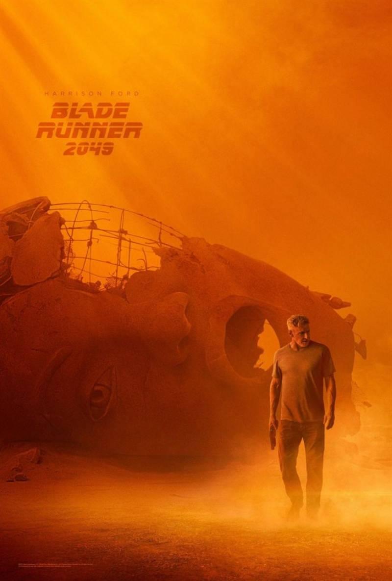 Cartel de Blade Runner 2049