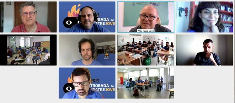 Jornada de centros educativos de la provincia de Castellón.EPDA