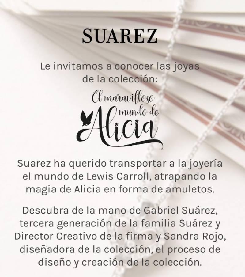 Suárez invitación. EPDA
