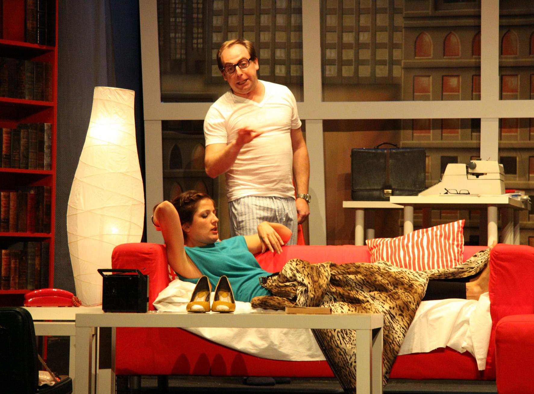 El grupo de teatro Àgora de Carcaixent se llevó el máximo galardón. FOTO: EPDA