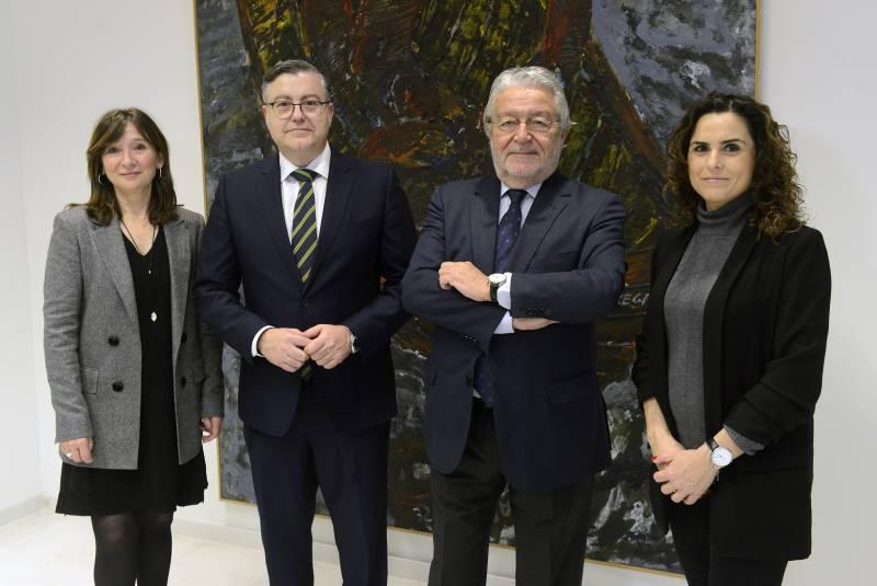 Convenio entre Bankia y la Fundación Bancaja