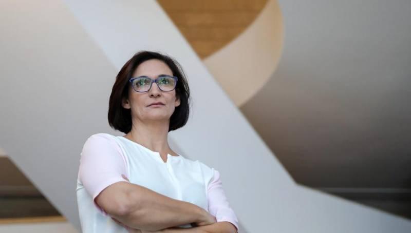 Nuria Enguita, nueva directora del IVAM./ EPDA