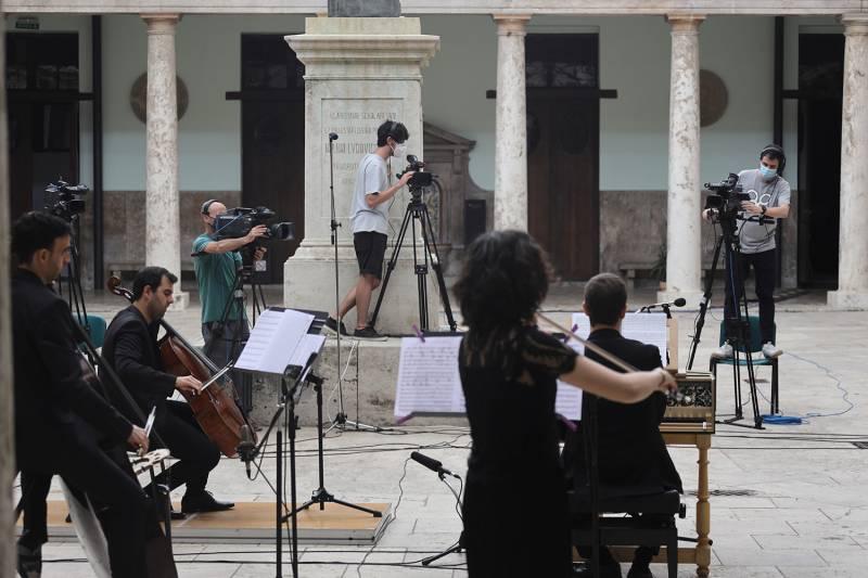 Concert la Remembrança Serentaes 2020/ EPDA
