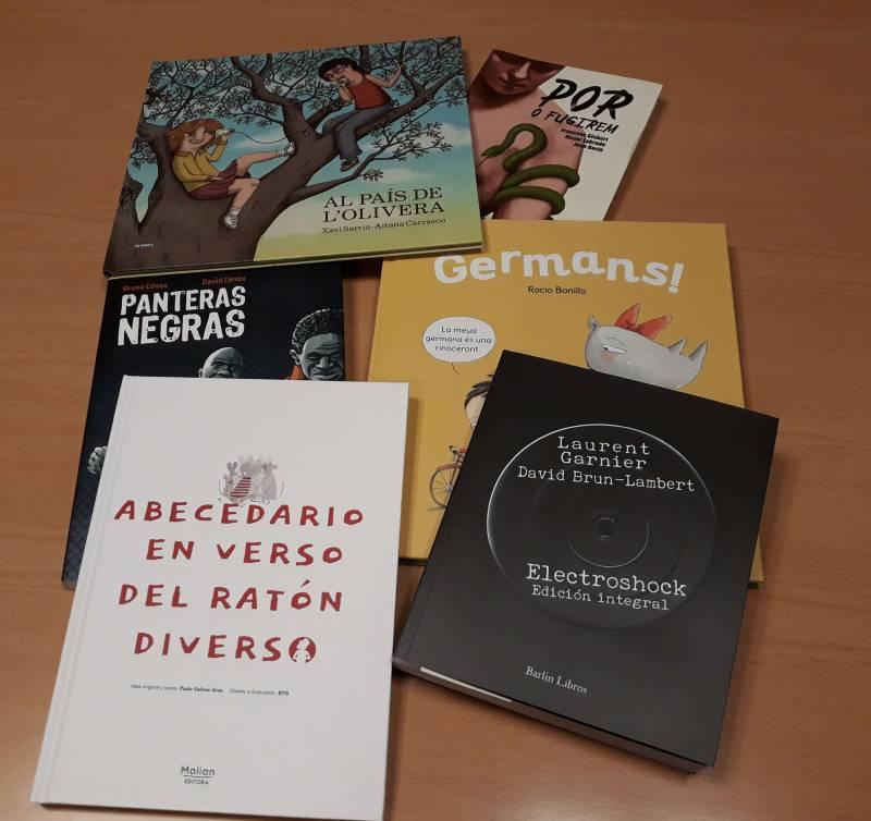 Cultura otorga los premios a los libros mejor editados y a la labor de las librerías