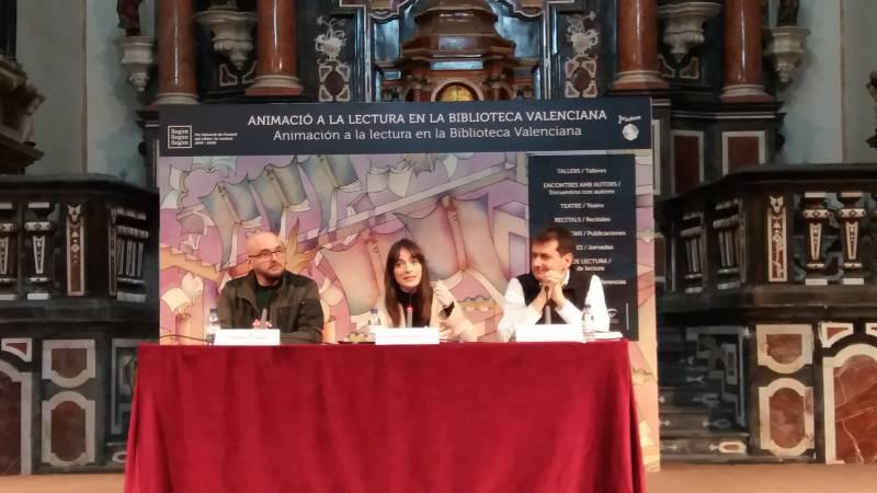 Marisol Sales, Encuentro de Escritores