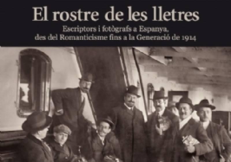 Cartel del Rostro de les lletres. //Viu Valencia