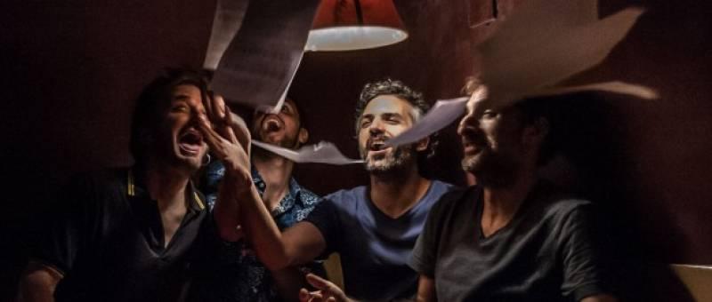 El grupo valenciano de jazz contemporáneo Blau Barba