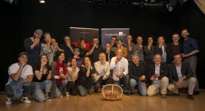 Finalistas valencianos en los XXI Premios Max (C) Vicente A. Jiménez