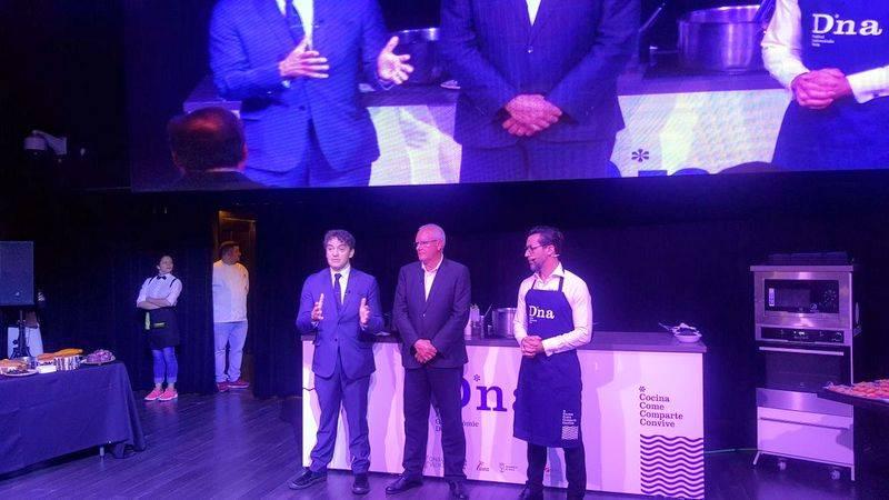 Presentación D*NA en Madrid
