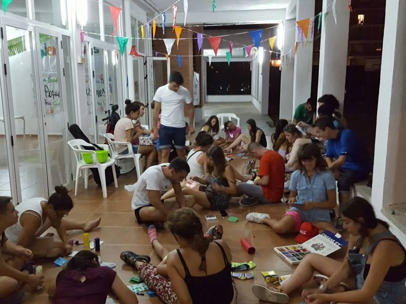 IVAJ, actividades juveniles
