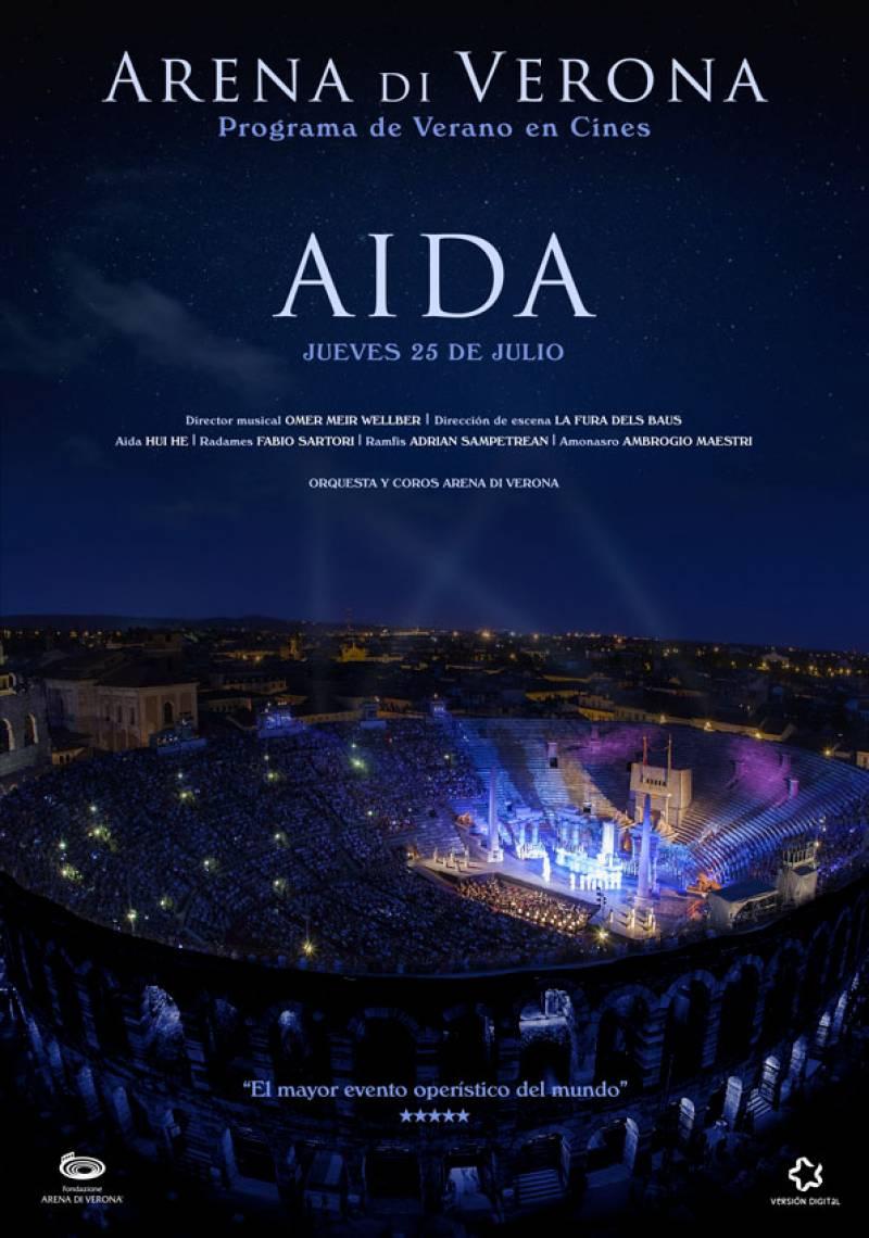 Cartel de Aida