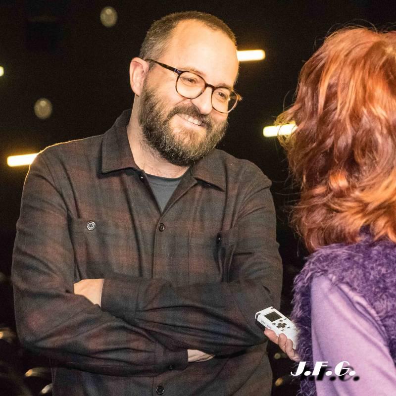 Entrevista al director de cine  Fernando González Molina