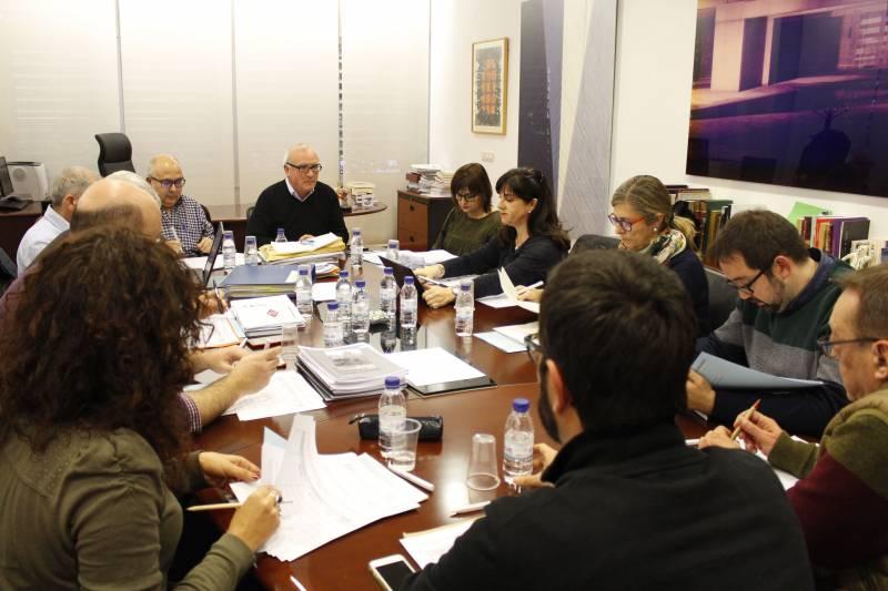 Comisión selección CCV 2019-2020