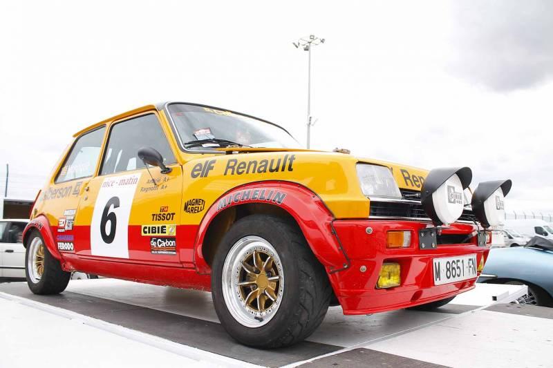 Racing Legends Renault 5 Turbo